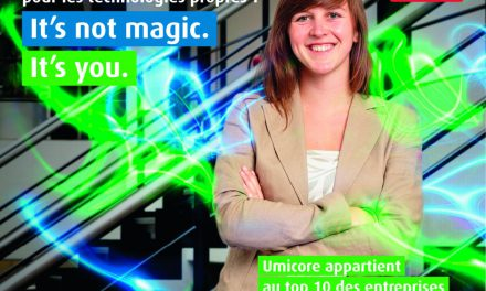 Récupérer de l'or de son portable? It's not magic. It's you.